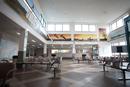 Aérogare de l'aéroport de La Grande-Rivière.
